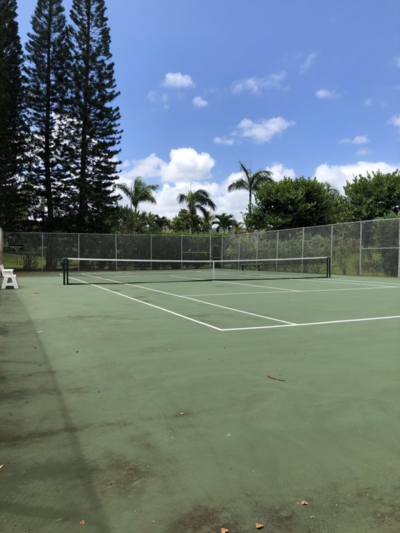 Tennis Courts to Stay Fit and Fun
