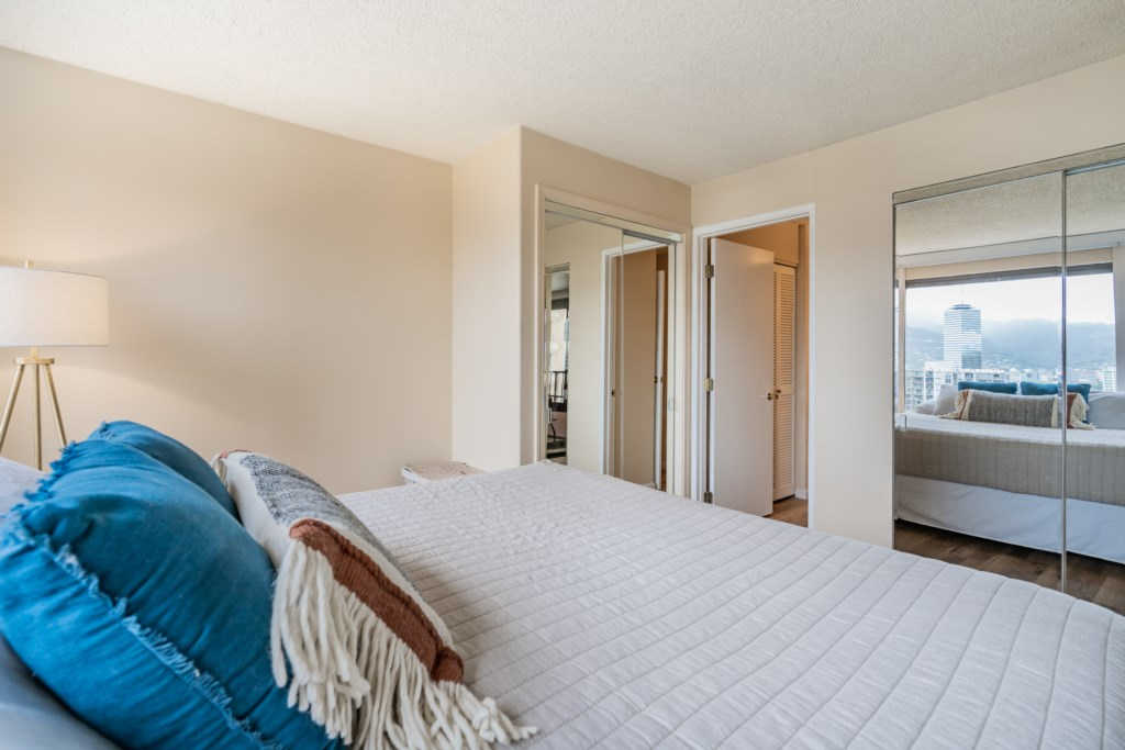 Comfortable One Bed Apartment