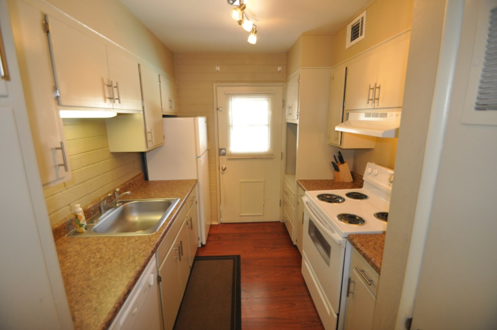 Fully stocked kitchen for convenience during your stay