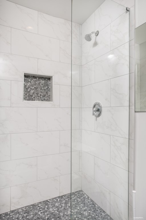 Brand new Master bath with stand up shower