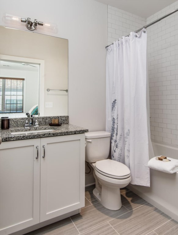 The 3rd bedroom includes a walk-in closet and en-suite bath with a tub/shower combination.