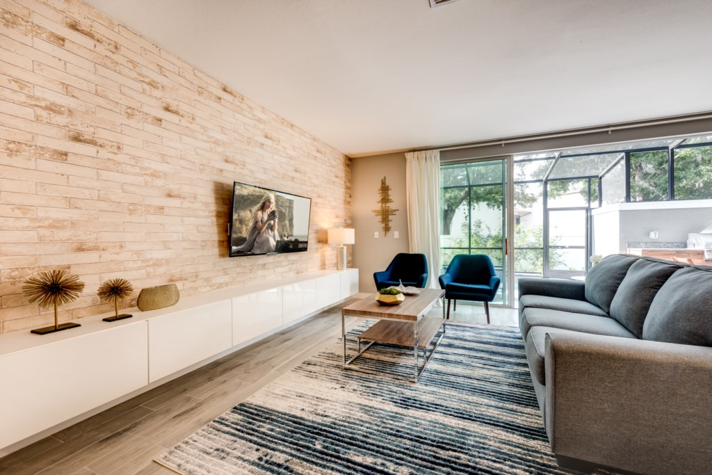 Modern New 4 Bed Villa 15 Mins to Disney LRT4 4445