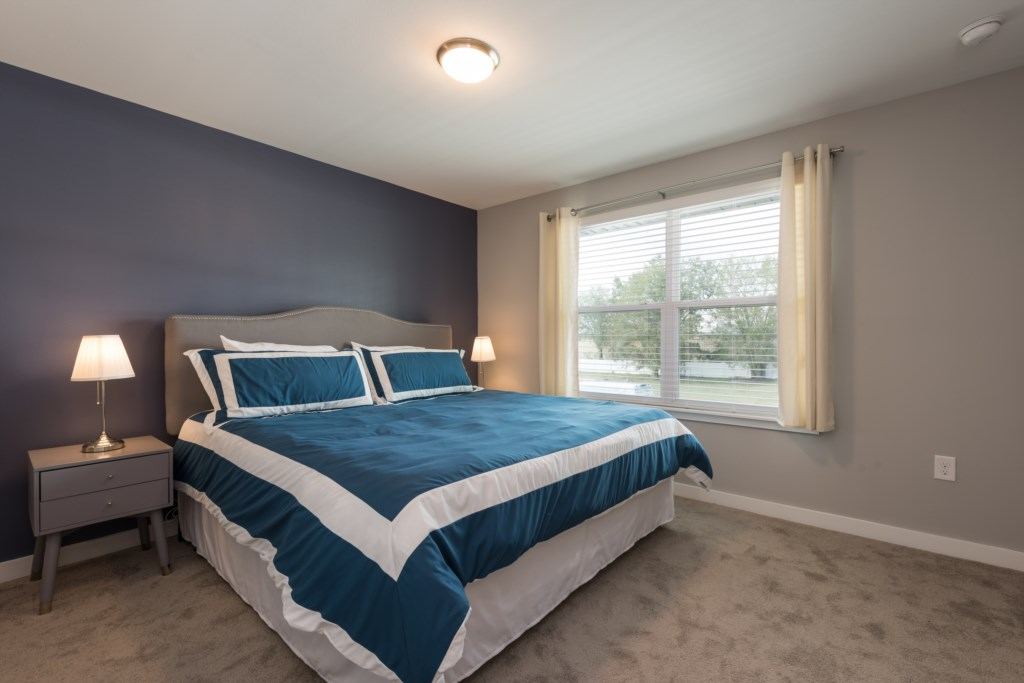Modern New 4 Bed Villa 15 Mins to Disney LRT4 4451