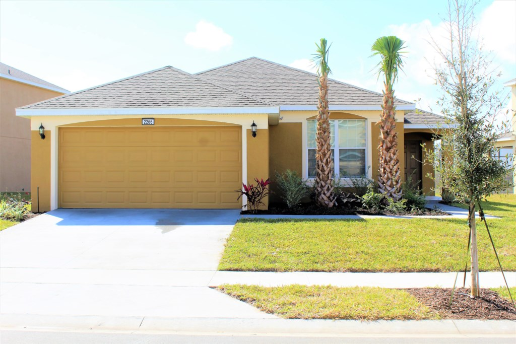 4 Bed Family Vacation Home in Providence Resort, Florida