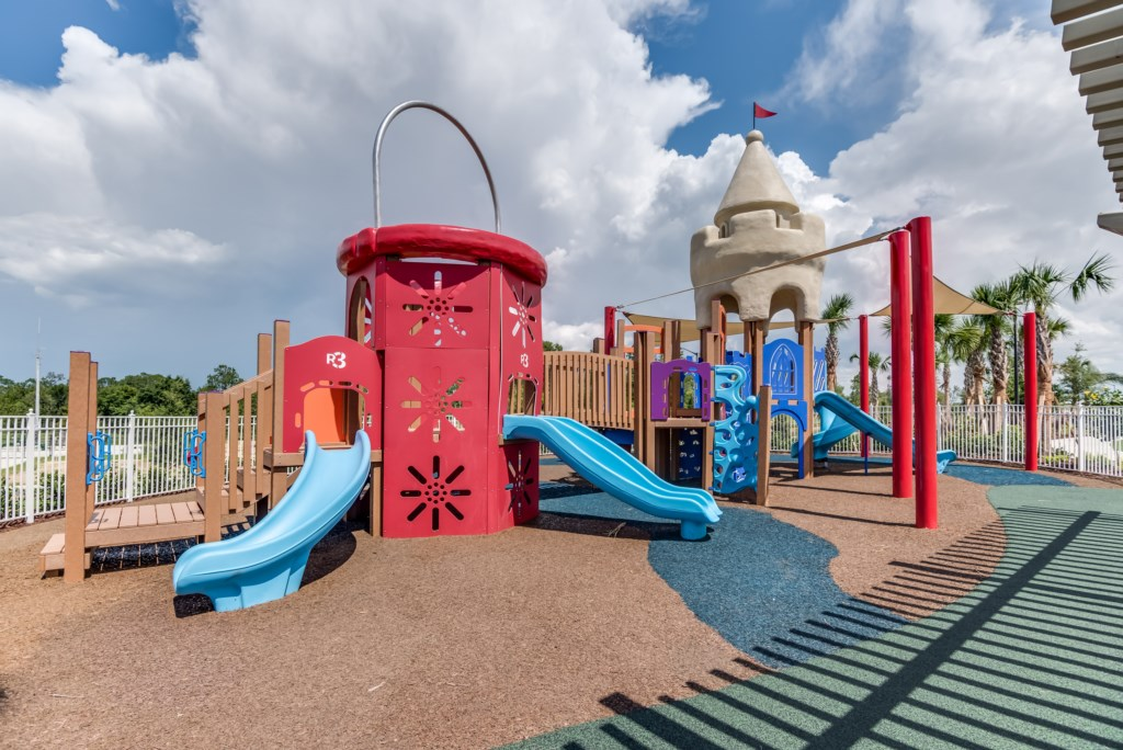 Solara Resort Children's Playground