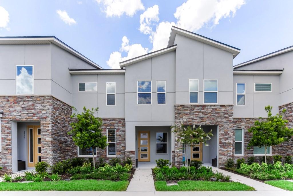 1527CPC Orlando Newest  Resort Community Town Home