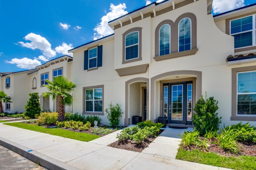 Orlando Newest  Resort Community Town Home