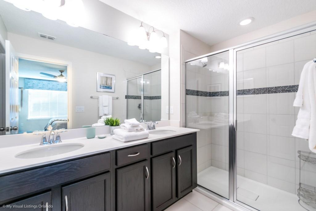 Master Bedroom Private Bath