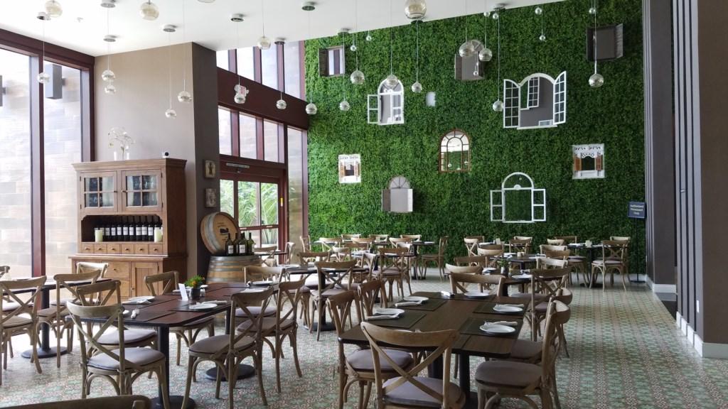 5-Restaurante