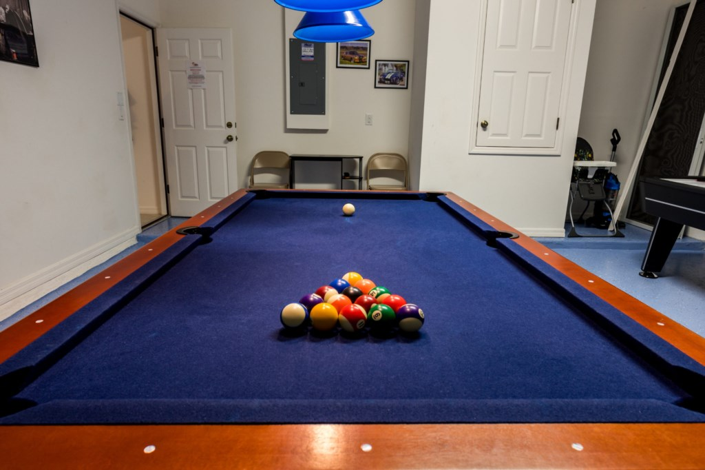 29.GamesRoompooltable,FloridaVacationhome