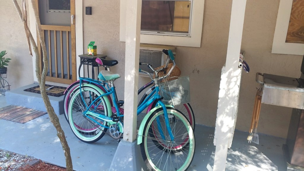 Bikes Available