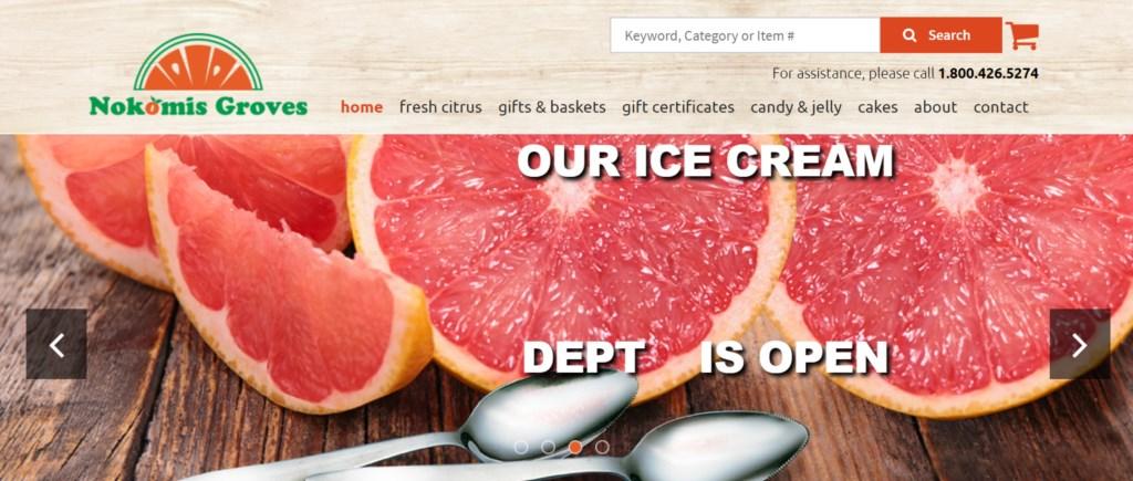 Try the orange ice cream it is supreme!