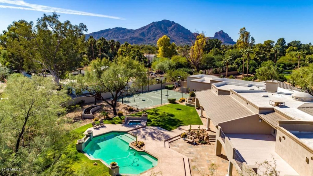 Come visit this amazing Paradise Valley Estate!