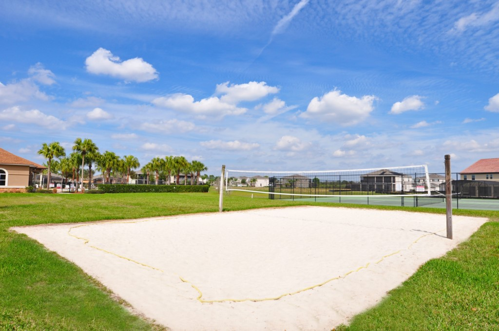 VolleyballCourt