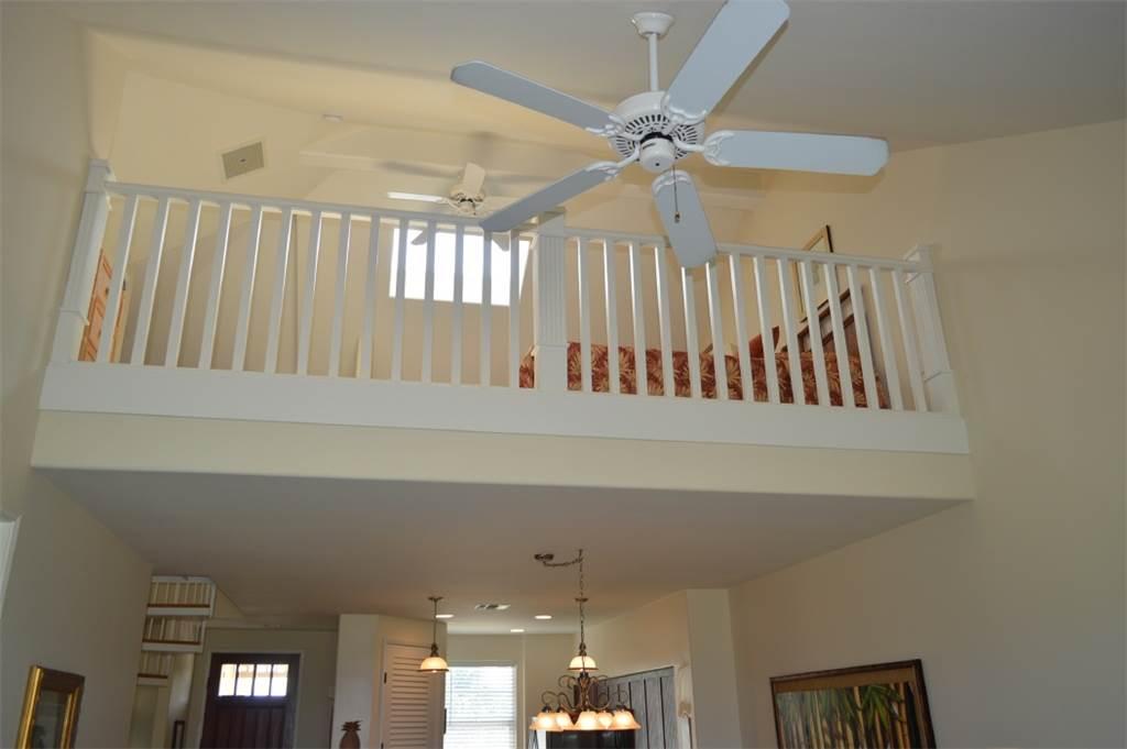 Enjoy the Loft Style Bedroom