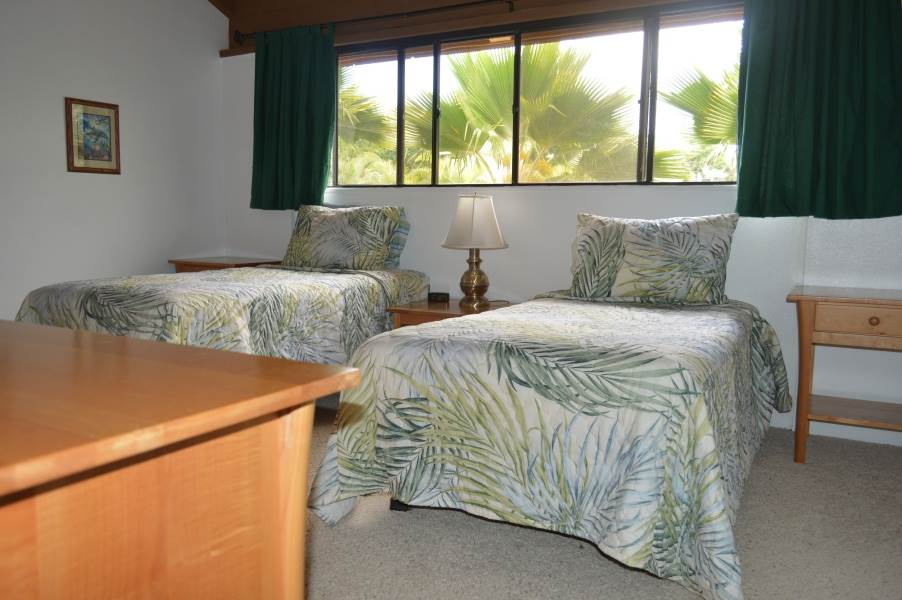Dual Twin Beds to Sleep 6 Guests