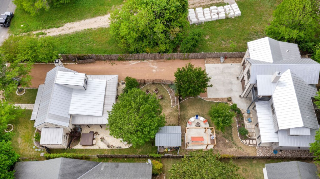 Aerial view of this amazing property in Fredericksburg!