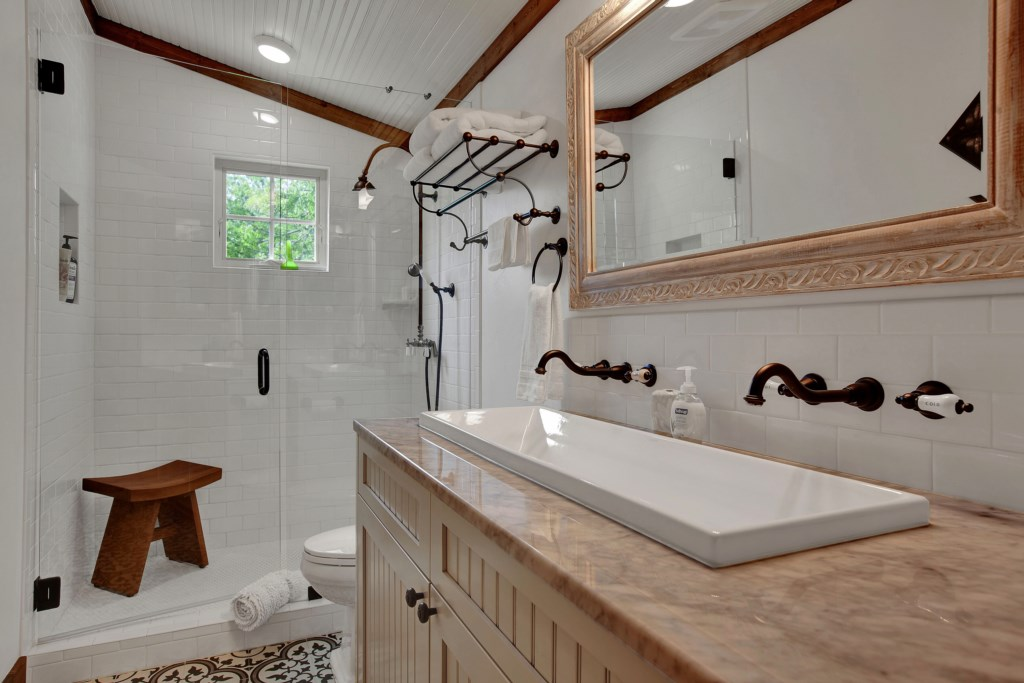 Back House Guest Bathroom 2