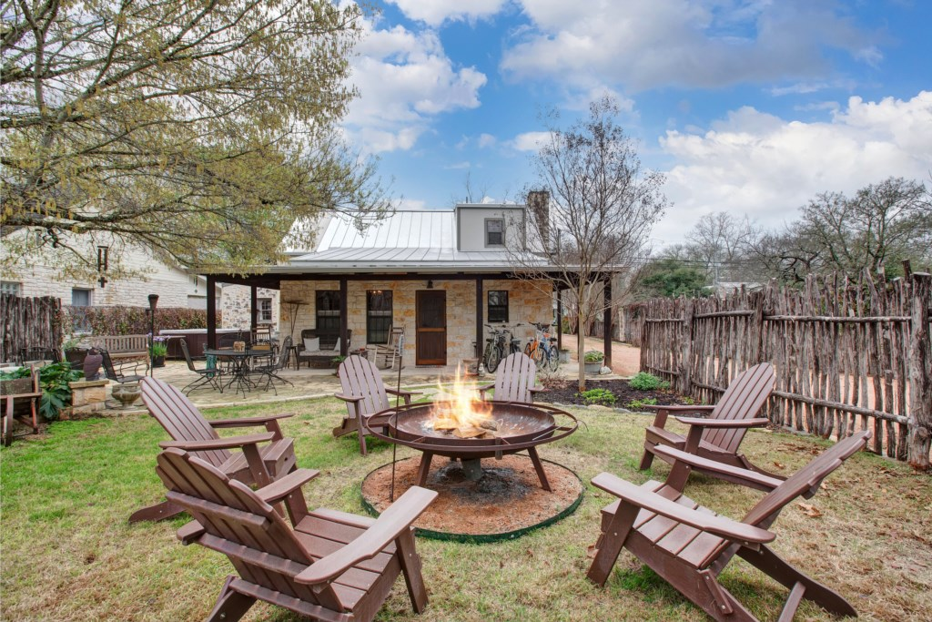 Welcome to Fredericksburg! This amazing rental is the place to come to relax after exploring town!