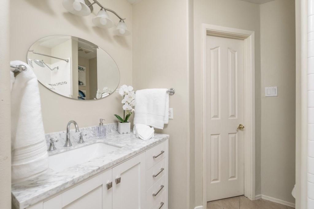 3rd Bathroom (half bathroom)