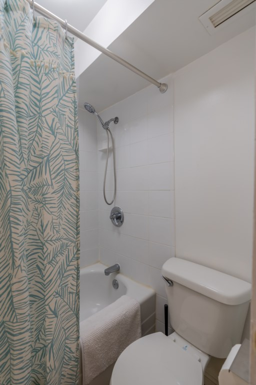 Dual Bath and Shower for Whatever You Need!