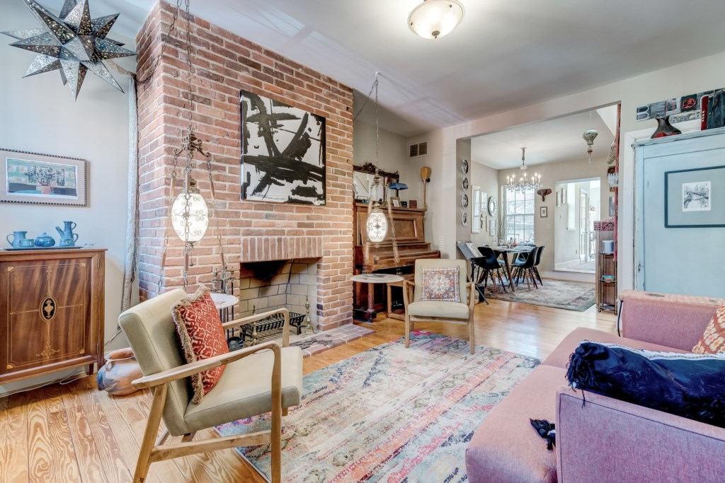 Welcome to this amazing home located at one of the best historic areas in Baltimore!