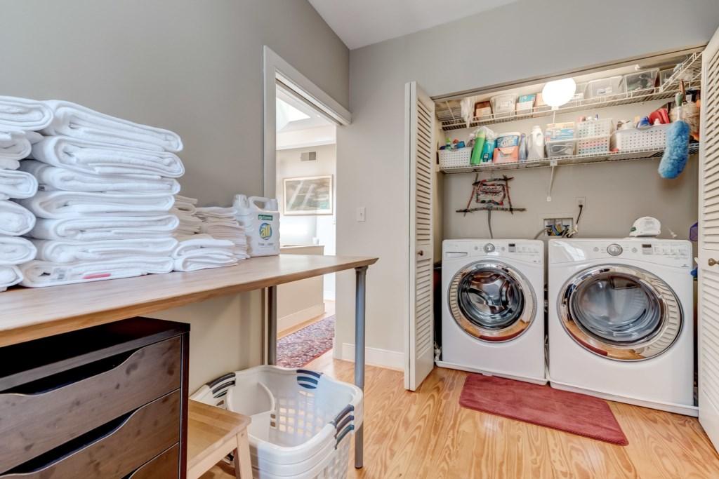 Laundry Area Photo 1 of 2