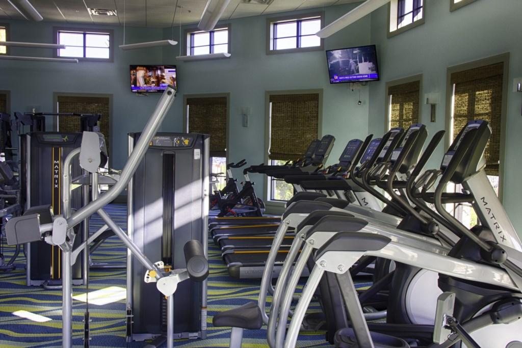 Oasis-fitnesscenter