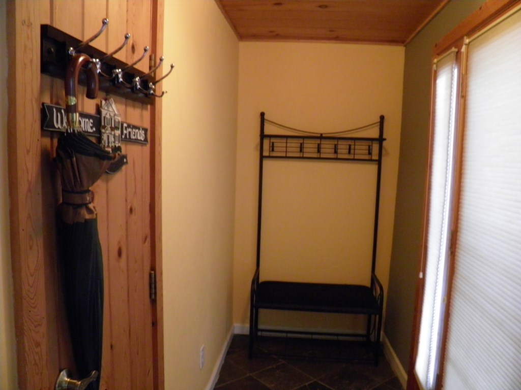 Mud Room for Winter Clothes