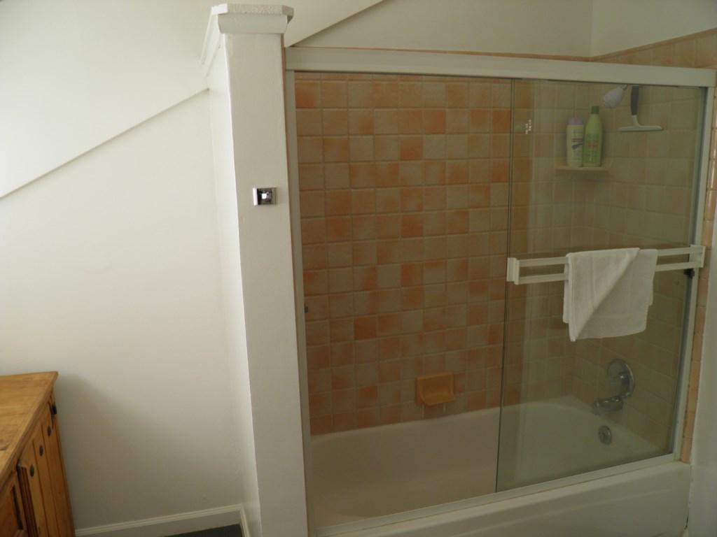 Bath or Shower- You Decide!