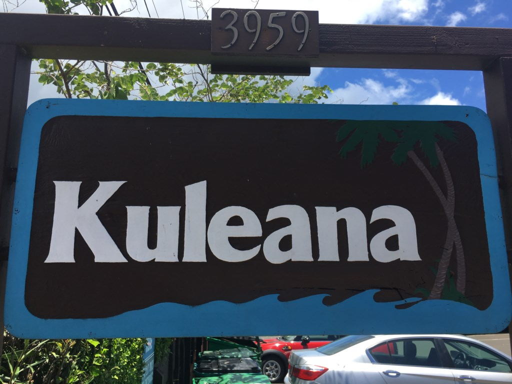Welcome to Kuleana where paradise awaits