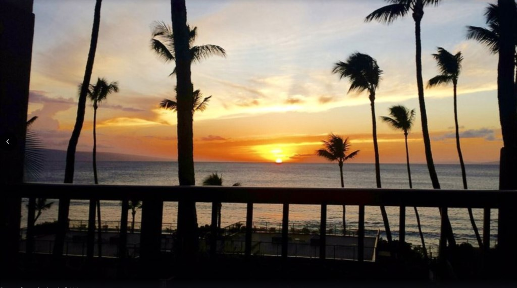From your private oasis you can enjoy the wonderful sunsets and sunrises.
