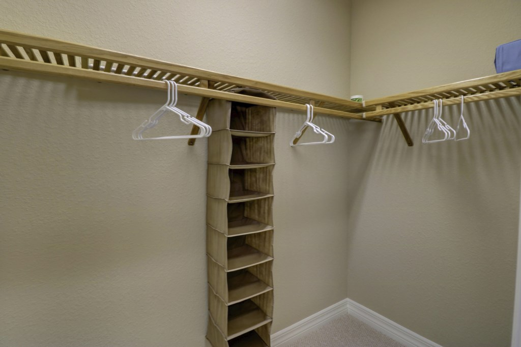 Guest Walk-in Closets