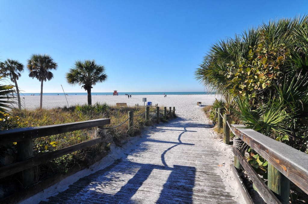 Public Access to Siesta Beach