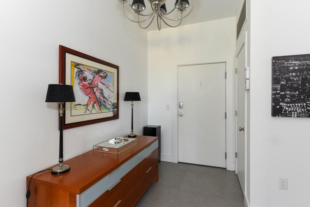 Entrance with Hallway