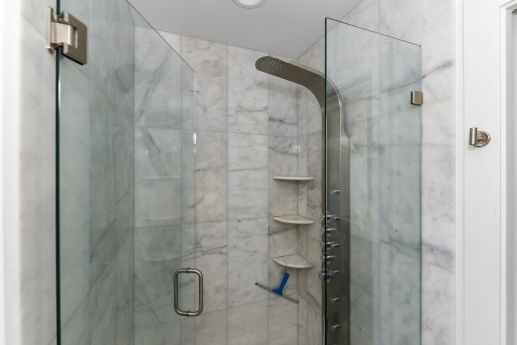 Full Body Shower System