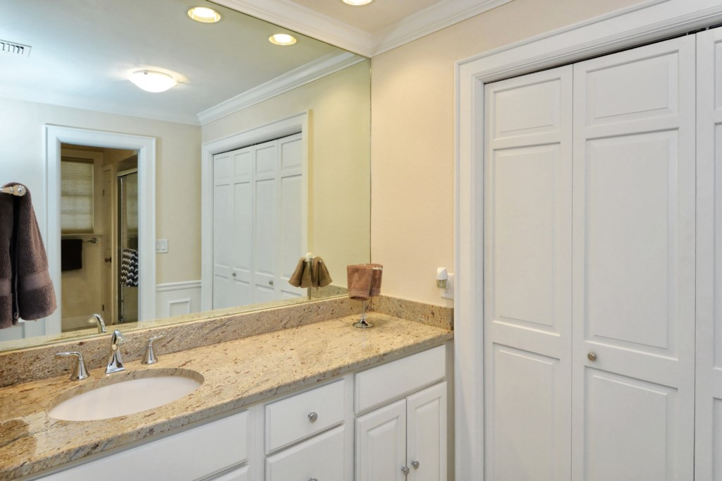 Powder Room with Sink