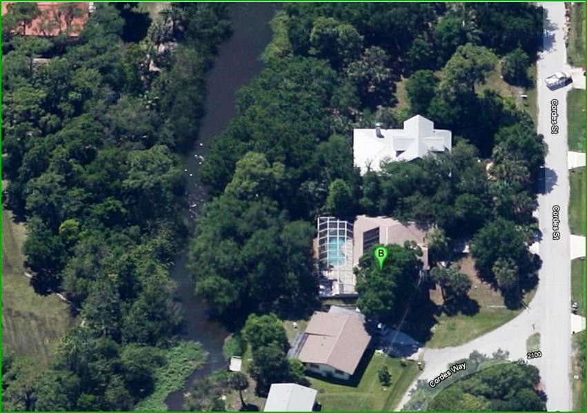 Aerial Picture of Creekside Paradise I