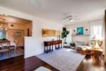 Periwinkle Living Room