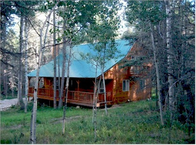 Cabin in the Woods Mountain Retreat