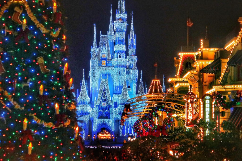 Christmas in Disney