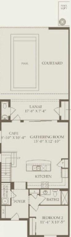 Pulte Castaway 1st Floor