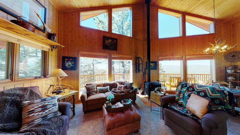 The Perch Mountain Cabin