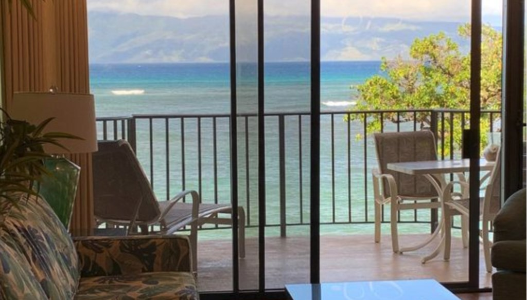 Enjoy Beautiful, unobstructed Ocean views from your own spacious private balcony.