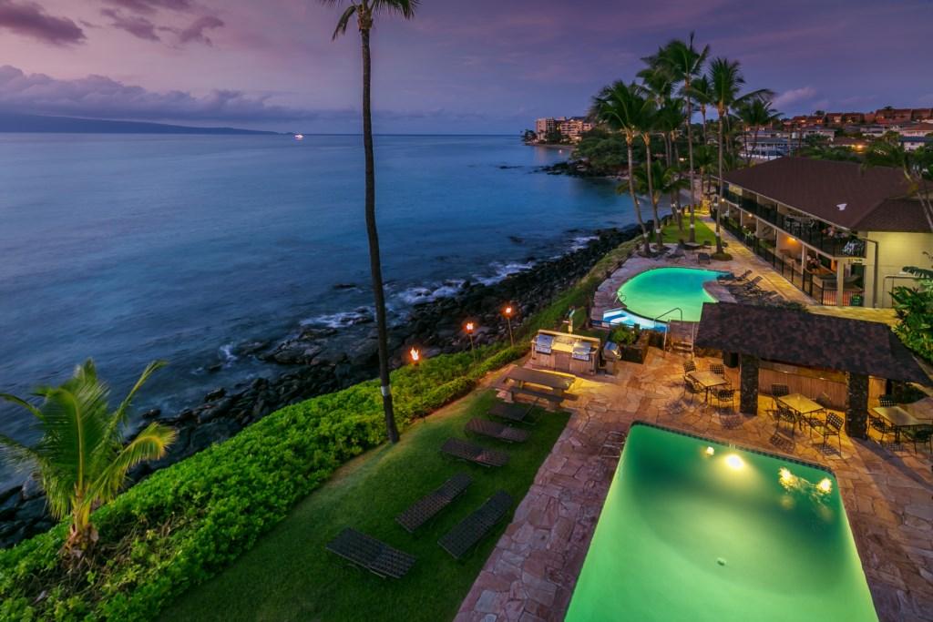 Heaven Overlooking the Pacific| Noelani Resort