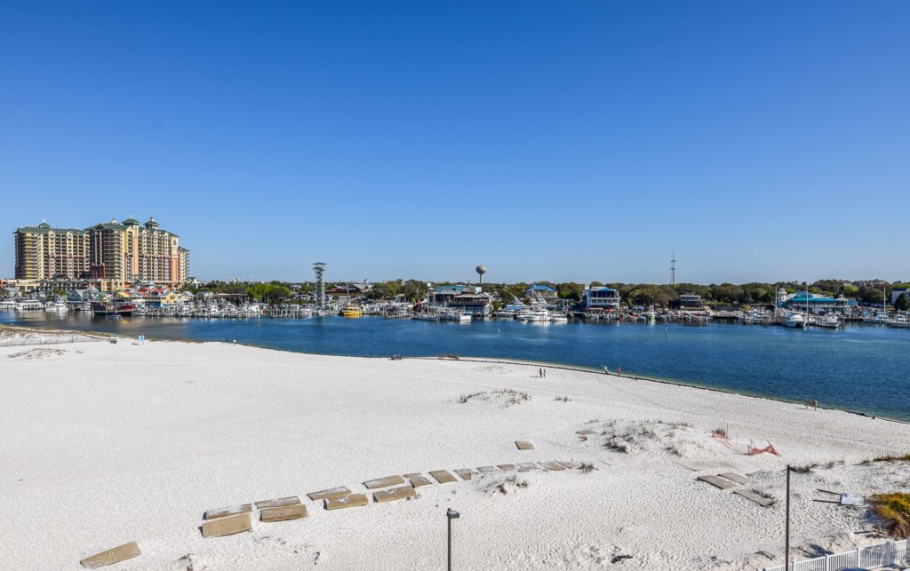 Destin Harbor View