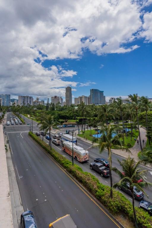 Exterior city view