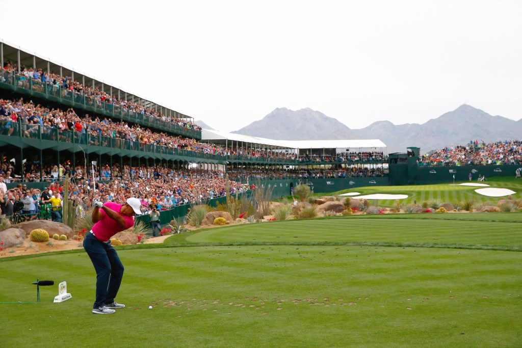 TPC and the Phoenix Open - 14 minutes away