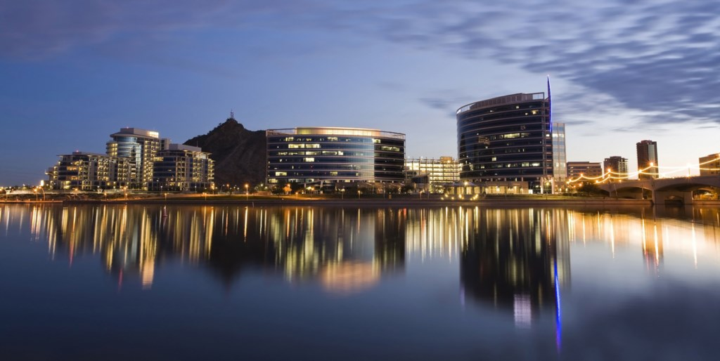 Downtown Tempe - 11 minutes away