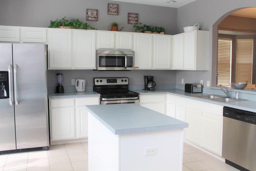 Elma's Southern Dunes House - Kitchen